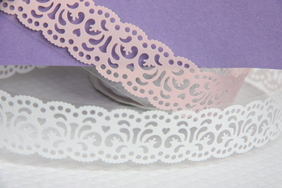 Whimsy Lace Sticker Tape Scrapbooking Washi Tape Japanese
