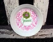 Design Your Own Custom Order Personalized Melamine Bowl