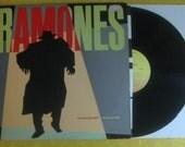 The Ramones Pleasant Dreams LP Record Punk Rock