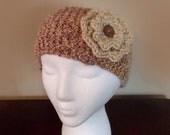 Stylish Handmade Headband Crochet Head wrap Knit Ear Warmer Earwarmer Soft Warm Knit FREE SHIPPING