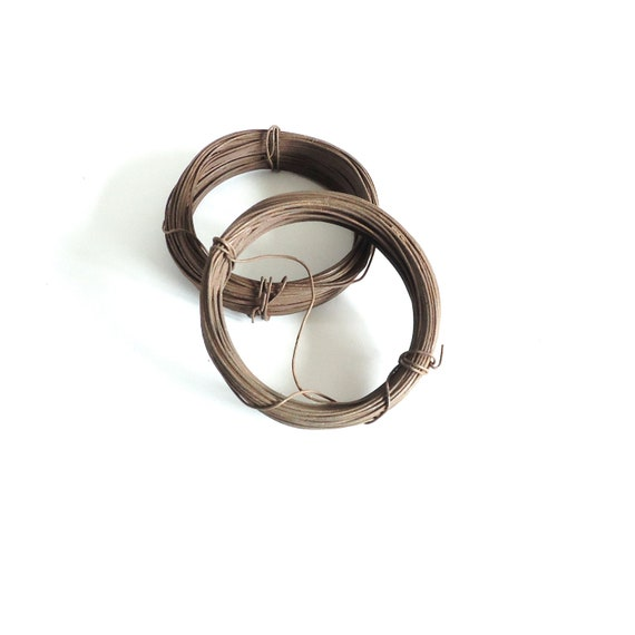 Craft Supplies Rusty Wire