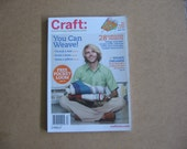Craft: transfroming traditional crafts magazine issue 08