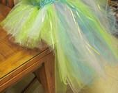 Under The Sea Mermaid Tutu Dress
