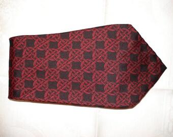 Vintage 1970's Wide Hermes Necktie