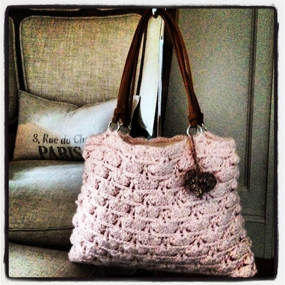 Kapalua Beach Pink Bag