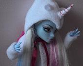 Monster High Doll Costume - Unicorn Coat