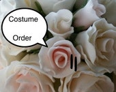 costume order for ASHLY BADY 2 crowns