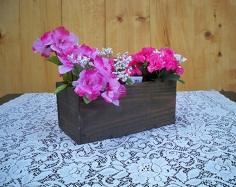 Decorative Wood Box, Decoritave  Center Piece, Centerpiece,Kitchen Centerpiece, Wood Box, Party Table Center Piece, Decorative Wood Boxes,