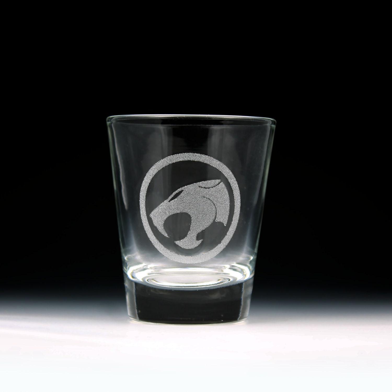 Thundercats Logo Wallpaper 61 Images: Thundercats Logo Shot Glass