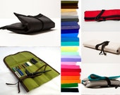 your colors--TALL Pencil Tool Roll