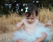 Baby Tutu Mint Skirt