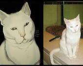 Barter Listing For A Custom Digital Pet Portrait