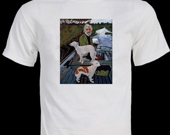 GOODFELLAS painting T-shirt