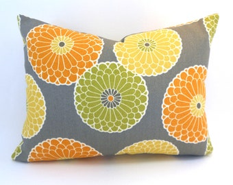 Popular items for grey outdoor pillow on Etsy