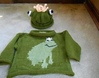 Prince Froggie Set
