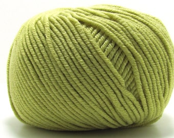 Cashmere Merino Silk in Egg Nog by Sublime