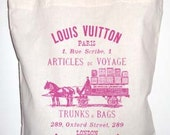 Louis Vuitton Cotton Bag