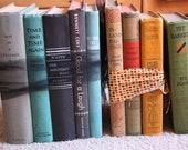 Reserved for Sugi- Set of 9 Vintage/Antique Books