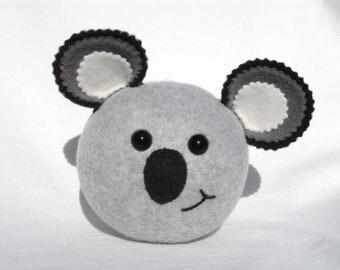 Stuffed Koala plush ball toy