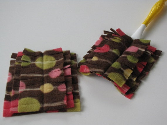 Swiffer Reusable Refill - Duster 2 pack Brown Dots