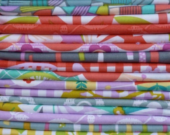 La Dee Da 30 Piece Fat Quarter Yard Bundle