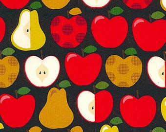 Apples by Hoodie - Fabric By The Yard