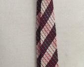 Vintage Necktie For Him Mad Men Style