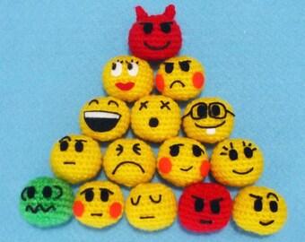 Amigurumi Smiley Ball : Unavailable Listing on Etsy