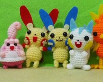 Popular items for amigurumi pokemon on Etsy
