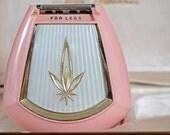 1950s Lady Sunbeam Shaver // Vintage Pink Lady's Electric Shaver