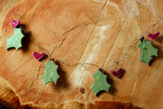 Christmas Bunting - Christmas Garland - Mantle decoration