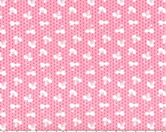Sprout  in Pink from Madrona Road by Violet Craft for  Michael Miller Fabrics