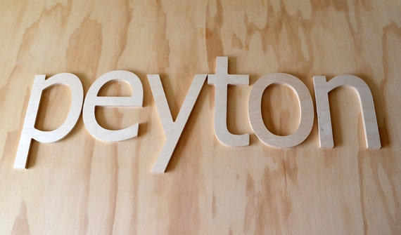 unfinished wood letters 12 inch unfinished wooden letters wooden wall letters nursery 25367