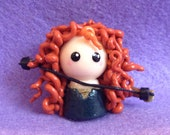 Chibi: Merida from Brave