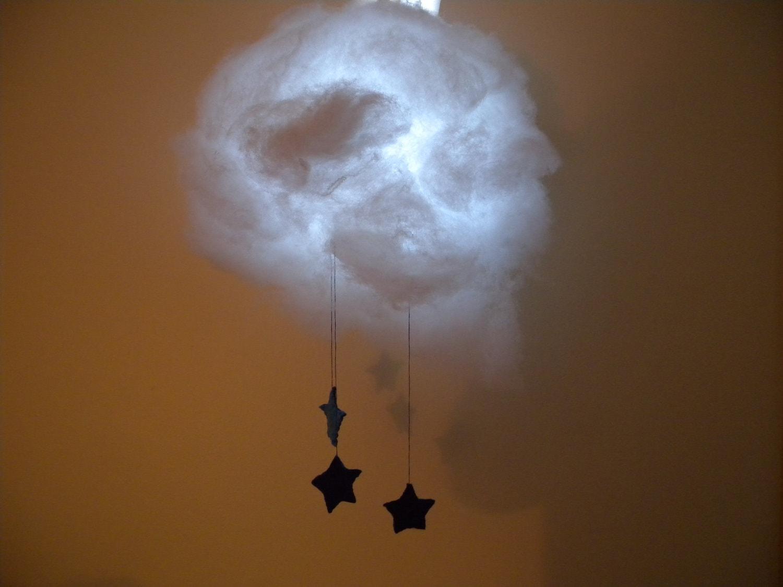 Cloud Light Stars Cloud Night Light Room Decor By Clouddreaming