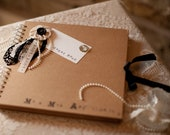 Betsy Button, wedding guest book