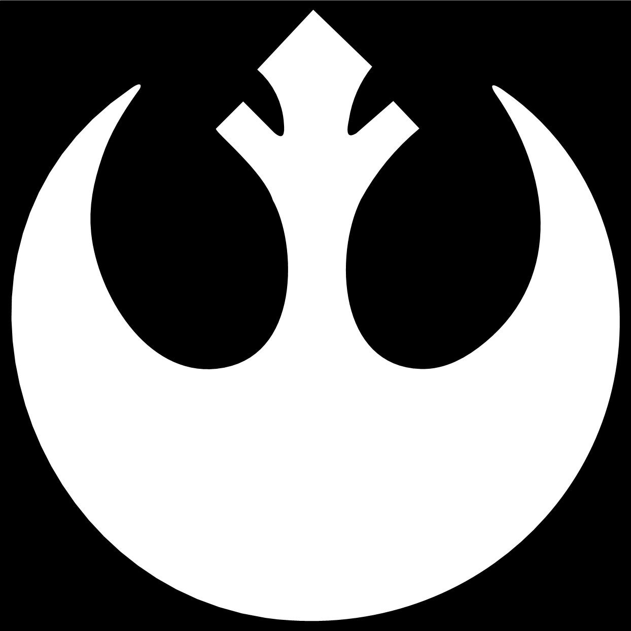 Like this item Star Wars Rebel Logo