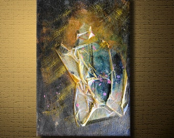 Art For Charity - Abstract Expressions Modern Art Paintings - Need You