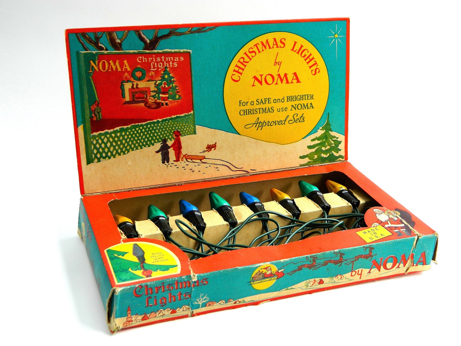 Consider, that Vintage noma christmas congratulate