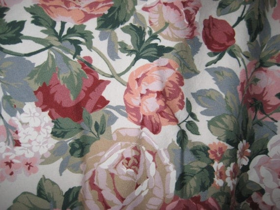 shabby chic home decor fabric vintage upholstery fabric shabby chic floral by 13053