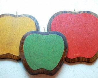 Apple Trivets