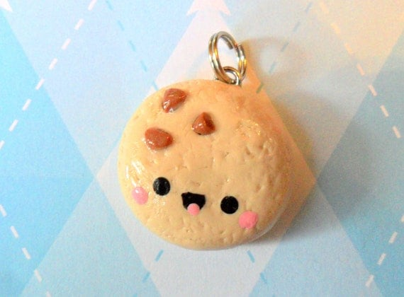 Kawaii Charm Chocolate Chip Cookie