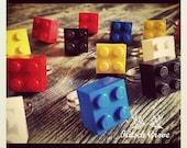 Lego Rings 2 x 2 - Various Colours Kitsch/Retro/Gift/Handmade