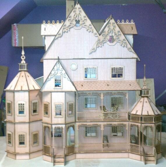 Ashley Ii Gothic Victorian Mansion Dollhouse By