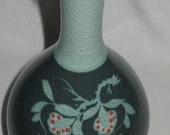 Antique Porcelain Oriental Asian Chinese GE Type Crackle Glaze Vase