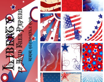 Liberty Digital Paper Pack
