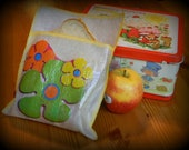Reusable Sandwich Bags with Mix and Match Designs