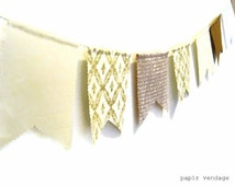 Gold Bunting Banner, Gold Bunting Banner, Decorative Gold Banner, Gold & Glitter Bunting, New Year's Photography Prop