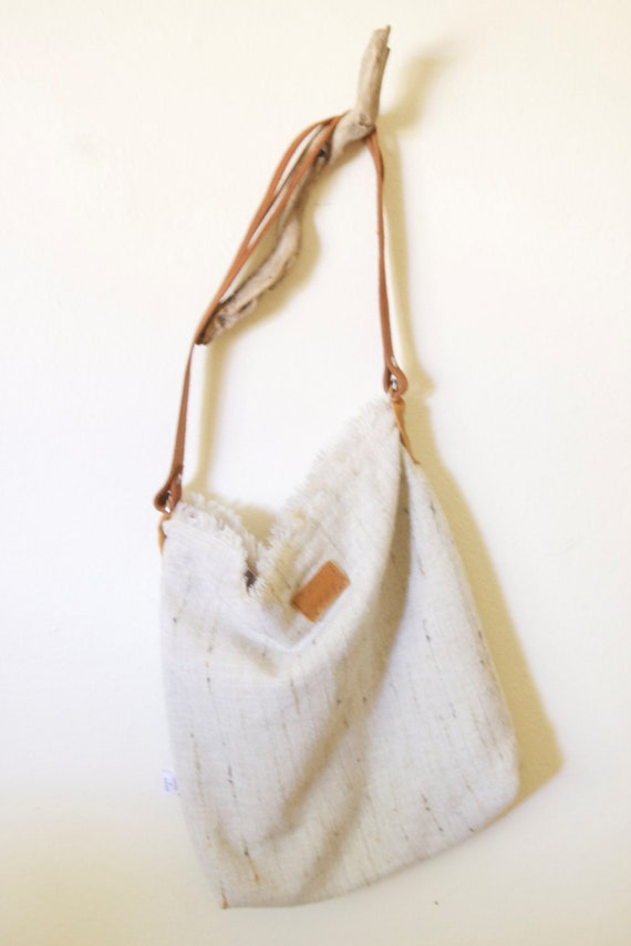 Reserved for Tom Young: Vintage Toot Toot Tote Bag