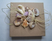 Handmade Hawaiian Gift Boxes Lots Of Shells And Glass By NinisJewelry
